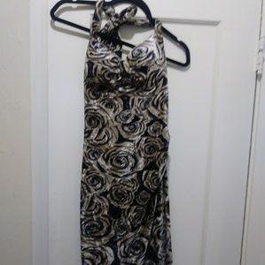 Tatayana size S velvet dress